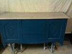 Finished Oak sideboard