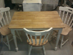 table Refurb