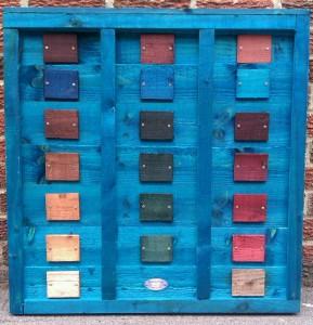 Colour Panel Chart